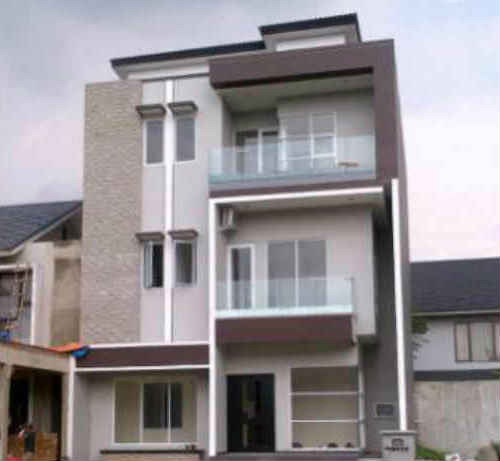 rumah dijual di summarecon