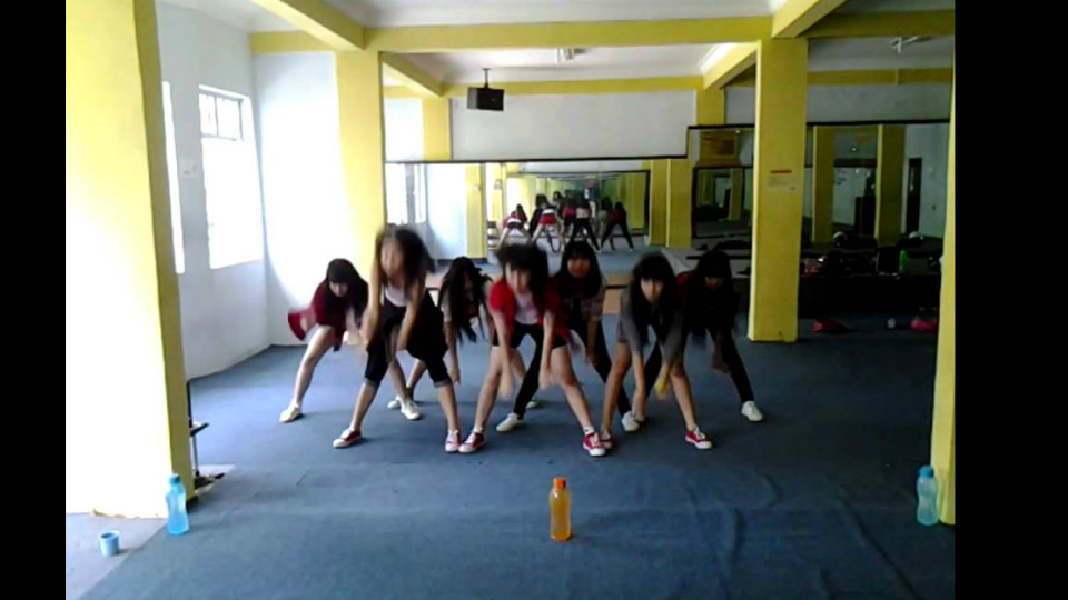 latihan dance